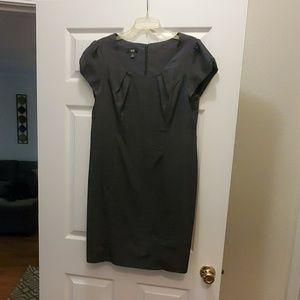 AGB Blue/Gray Pencil Dress